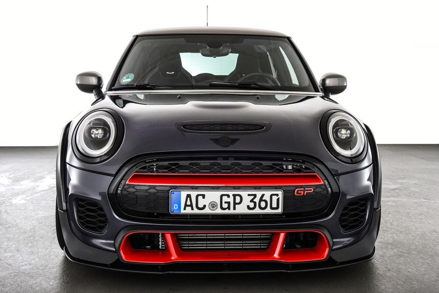 AC Schnitzer Technik MINI John Cooper Works GP Tuning 21 AC Schnitzer Technik am MINI John Cooper Works GP!