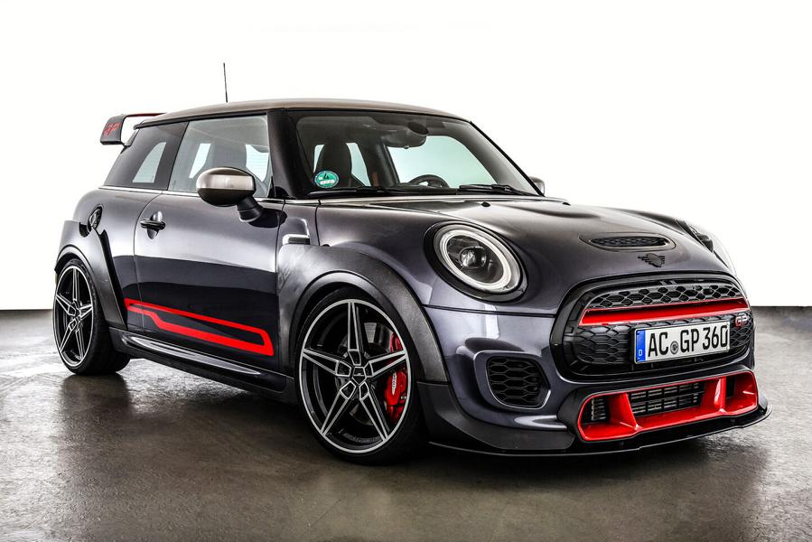 AC Schnitzer Technik MINI John Cooper Works GP Tuning 23 AC Schnitzer Technik am MINI John Cooper Works GP!