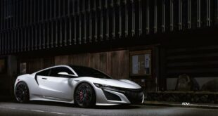 ADV.1 Wheels am Acura NSX Supersportler 1 310x165 Dezent   ADV.1 Wheels am Acura NSX Supersportler!