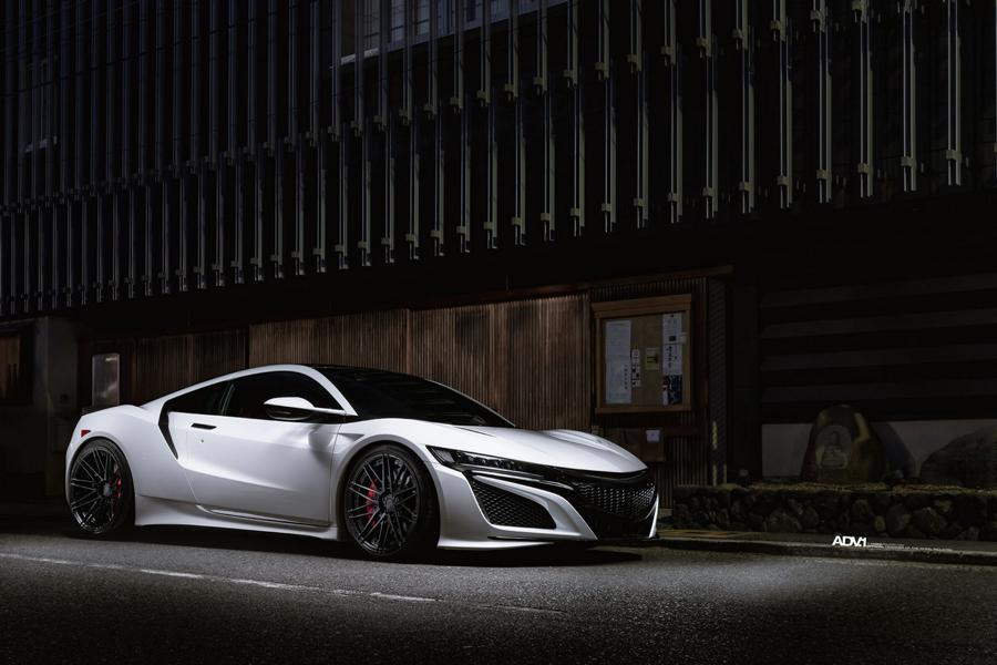 ADV.1 Wheels am Acura NSX Supersportler 1 Dezent   ADV.1 Wheels am Acura NSX Supersportler!