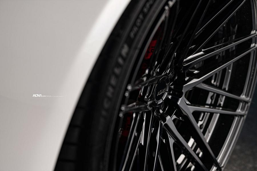 ADV.1 Wheels am Acura NSX Supersportler 9 Dezent   ADV.1 Wheels am Acura NSX Supersportler!