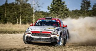 Abarth Rally 2021 310x165 Abarth 2021, a year full of speed - the racing activities!