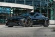 Aston Martin Vantage ADV.1 Wheels rims tuning 29 110x75 Evil Aston Martin Vantage on ADV.1 Wheels rims!