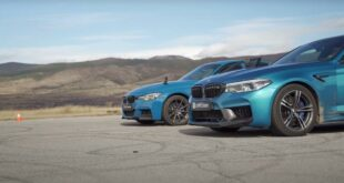 BMW 340i Drag Race vs M5 Performance F90 1 310x165 Vidéo: 700 PS et 1.000 NM Tuning Audi RS6 Avant vs Série!