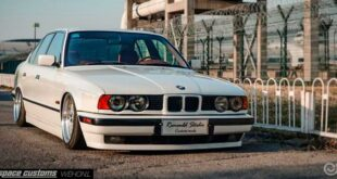 BMW 525i Sedan E34 Airride Hellaflush Header 310x165 BMW 525i Sedan (E34) with Airride and Hellaflush!