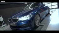 BMW ALPINA B5 Biturbo Touring Chiptuning 2 1 190x107 Video: Alpina B5 Touring mit Chiptuning von Mcchip DKR!