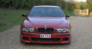 BMW E39 M5 compressor conversion tuning 4 310x165 Video: BMW E39 M5 with compressor system and 550 PS!