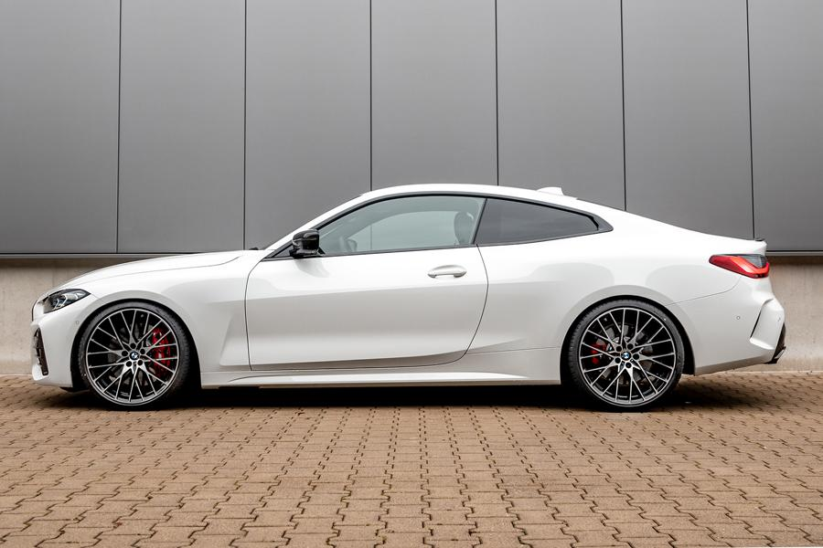 BMW M440i sport springs page Superior driving fun: H&R sport springs for the 4-series BMW