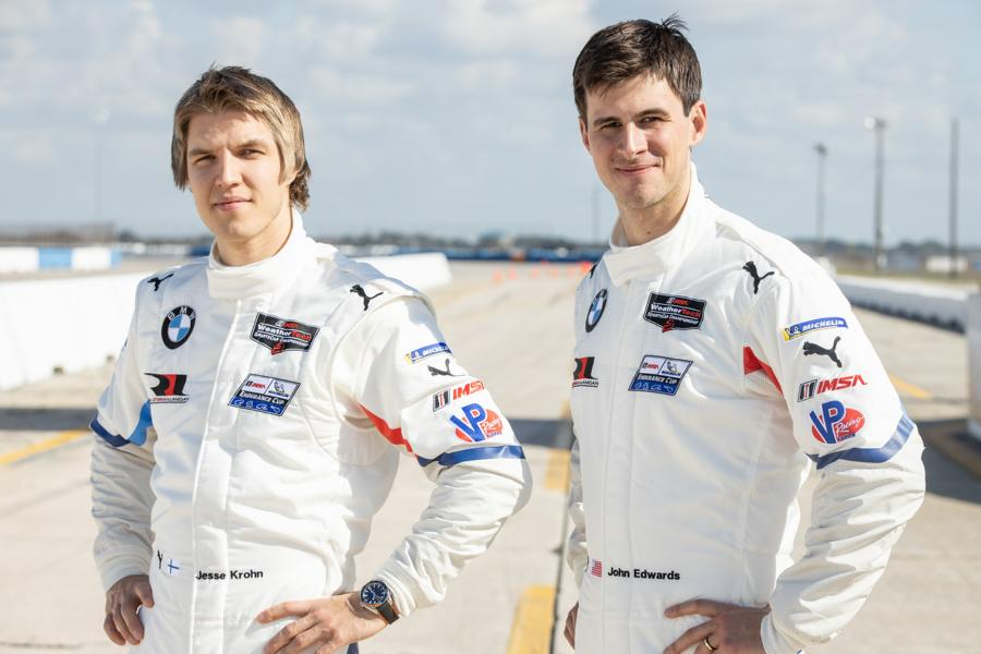 BMW Team RLL title defense 2021 1 BMW Team RLL and the project title defense 2021!