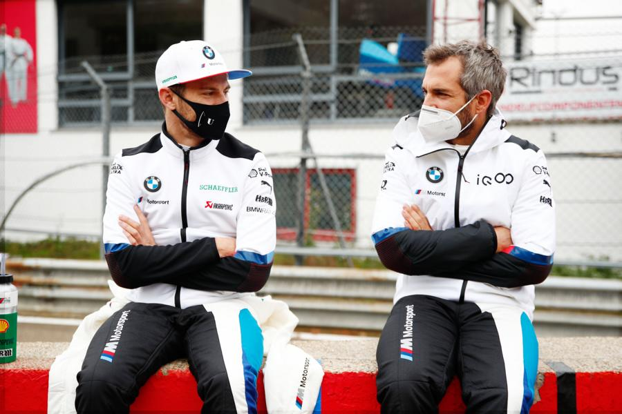 BMW Team RLL title defense 2021 11 BMW Team RLL and the project title defense 2021!