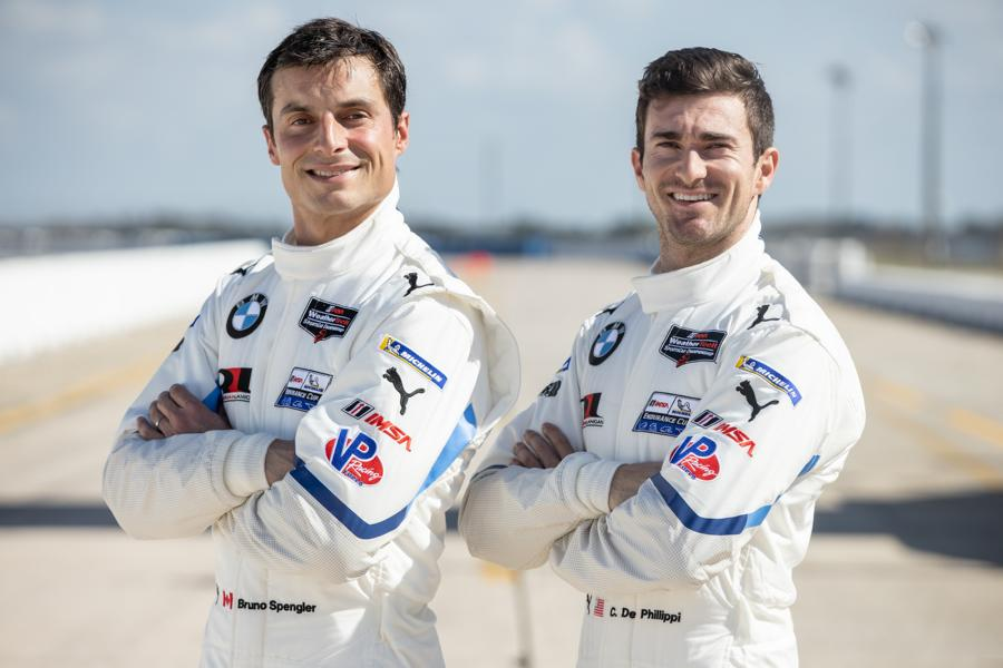 BMW Team RLL title defense 2021 2 BMW Team RLL and the project title defense 2021!