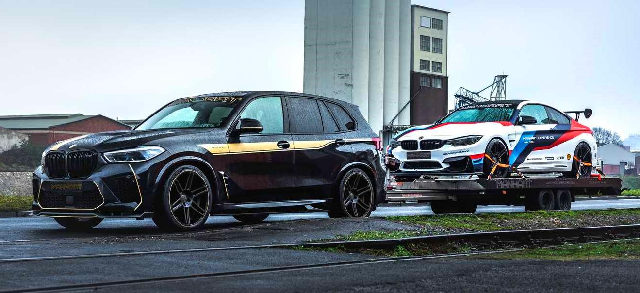BMW X5 M Competition Manhart MHX5 800 F95 Tuning 1 BMW X5 M Competition als Manhart MHX5 800 Monster!