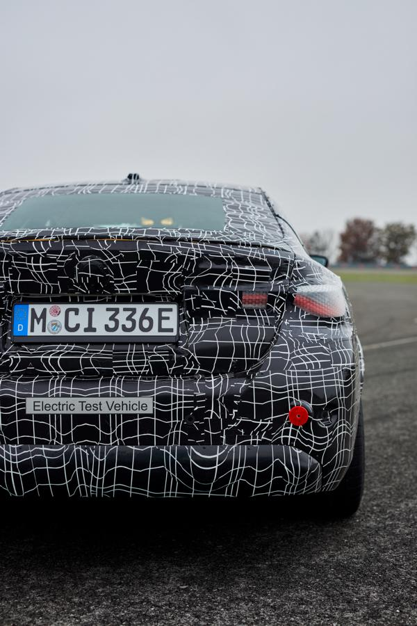 BMW i4 test drive electrics 2021 Tuning 43 1 Electric BMW i4 with brand-typical sportiness!