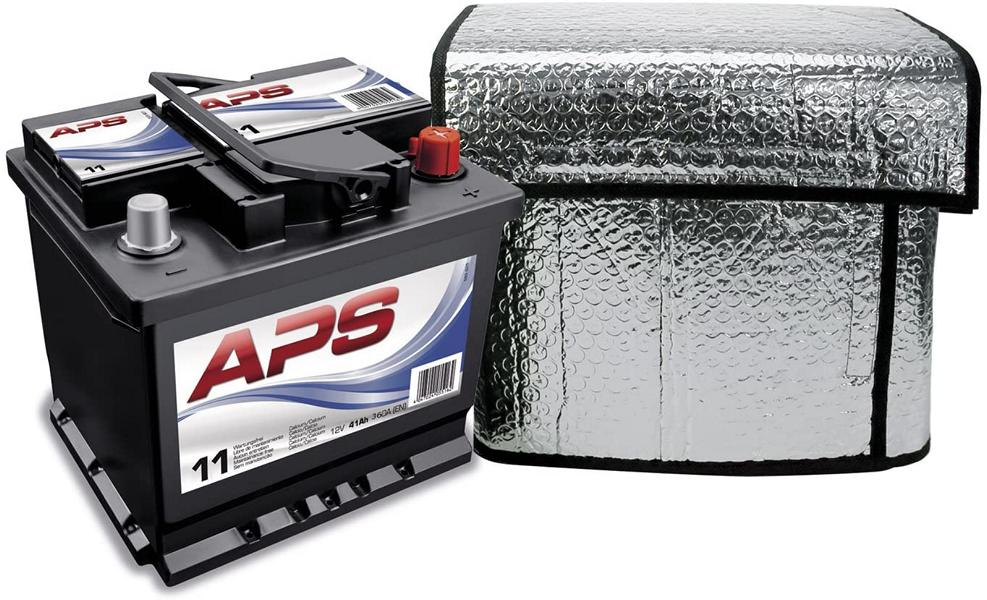 Battery cover winter battery cover tuning 1 What can a battery cover do for the vehicle battery?