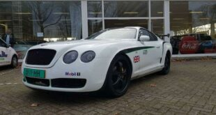 Bentley Continental GT3 Swap MkIV Toyota Supra 5 310x165 2021 Dacia Duster Pick Up Umbau mit Raupenantrieb!