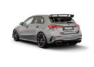 Brabus Mercedes A 45 S 4MATIC W177 Tuning 13 135x96 Mercedes A 45 S 4MATIC+ mit 450 PS vom Tuner Brabus!