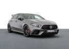 Brabus Mercedes A 45 S 4MATIC W177 Tuning 25 135x96 Mercedes A 45 S 4MATIC+ mit 450 PS vom Tuner Brabus!