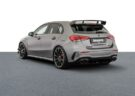 Brabus Mercedes A 45 S 4MATIC W177 Tuning 26 135x96 Mercedes A 45 S 4MATIC+ mit 450 PS vom Tuner Brabus!