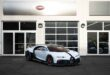 Delivery to customers begins - Bugatti Chiron Pur Sport