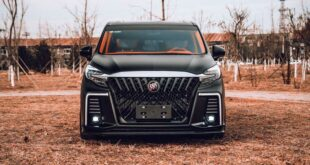 Buick GL8 Avenir matt black custom interior tuning header 310x165 Buick GL8 Avenir in matt black with custom interior!