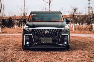 Buick GL8 Avenir matt black custom interior tuning header 310x205 Buick GL8 Avenir in matt black with custom interior!