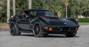 Chevrolet Corvette C3 Restomod LS7 V8 Widebody 10 310x165 Rollende Perfektion! 1968 Ford Mustang 428 FE V8 Restomod!