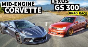 Corvette C8 vs. Lexus GS Driftauto 310x165 Video: This vs. That   Corvette C8 vs. Lexus GS Driftauto!