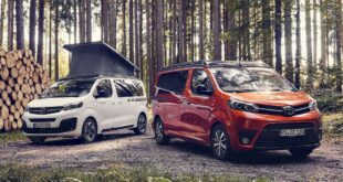 Crosscamp Lite Hymer Opel Toyota Camping 2 310x165 This is where camping begins: The Crosscamp Lite (2021)!