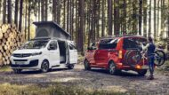Crosscamp Lite Hymer Opel Toyota Camping 3 190x107 This is where camping begins: The Crosscamp Lite (2021)!