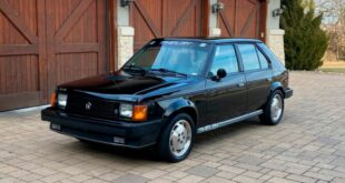 Dodge Shelby Omni GLHS Carroll Shelby Tuning 9 310x165 Klassiker: Dodge Shelby Omni GLHS von Carroll Shelby!