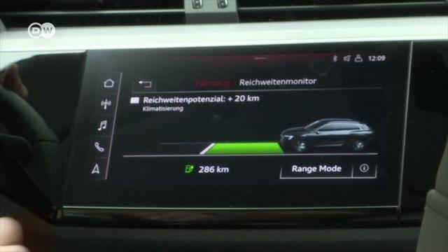 E Car range recharge refuel recharge More range in the electric car with self-heating batteries!