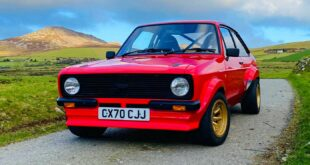 Ford MK2 Escort Continuation Vehicle MST Tuning Header 310x165 Comeback: Jaguar C Type comes as Continuation Car!
