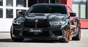 G Power BMW M8 Gran Coupe G16 Tuning 3 310x165 Heftig   830 PS im G Power BMW M8 Gran Coupe (F93)