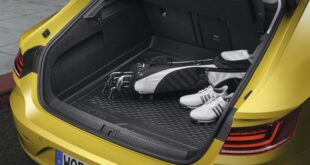 Luggage compartment mat Trunk mat Tuning 4 310x165 Optimal protection with a luggage compartment mat / trunk mat!