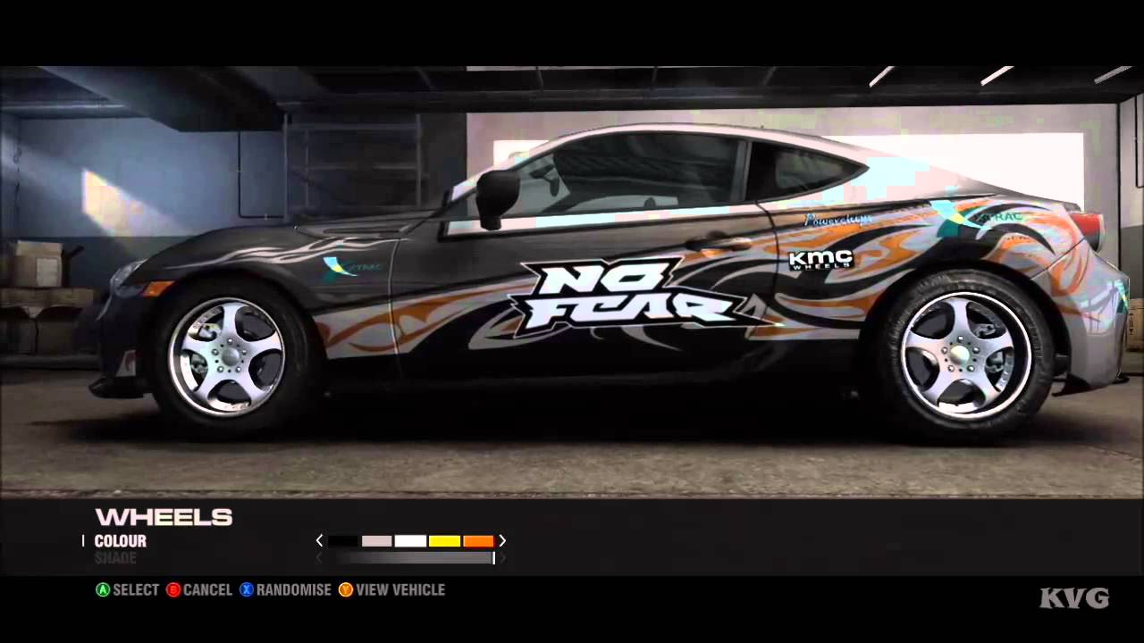Grid 2 Tuning Game 2021 The best tuning games for PC, console & Co.