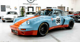 Gulf Style and RSR Widebody Kit 71er Porsche 911 T 3 310x165 Porsche Boxster 25 years as a limited anniversary model!