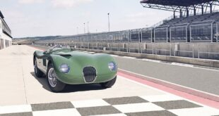 Jaguar C Type Continuation Car Tuning 20 310x165 Comeback: Jaguar C Type kommt als Continuation Car!