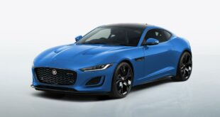Jaguar F Type Reims Edition in French Racing Blue 1 310x165 Jaguar F Type Reims Edition in French Racing Blue!