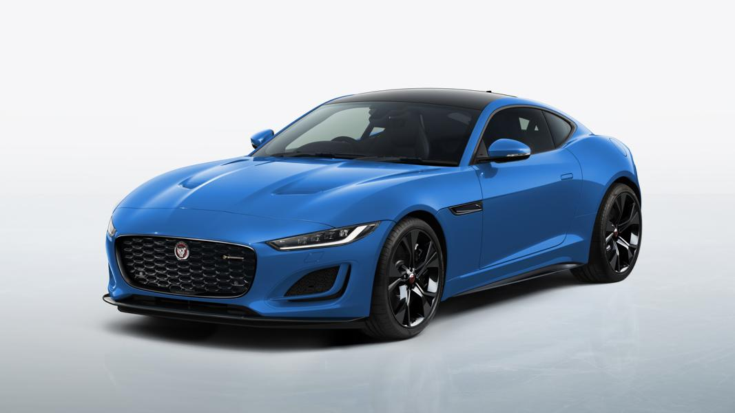 Jaguar F Type Reims Edition in French Racing Blue 1 Jaguar F Type Reims Edition in French Racing Blue!
