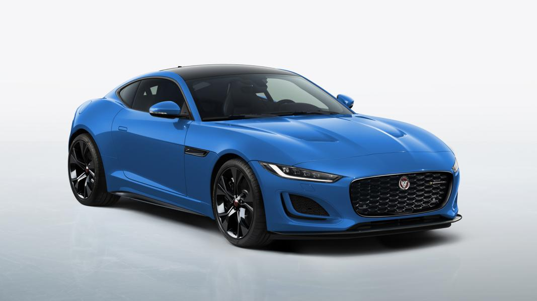 Jaguar F Type Reims Edition in French Racing Blue 2 Jaguar F Type Reims Edition in French Racing Blue!
