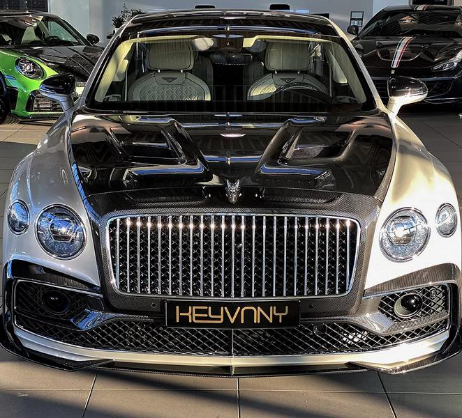 KEYVANY Bentley Flying Spur Bodykit Tuning 4 KEYVANY Bentley Flying Spur mit Bodykit und 900 PS!