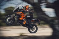 KTM 1290 SUPER ADVENTURE S Action 1 190x127 Runderneuert   KTM 1290 Super Adventure S MJ. 2021!