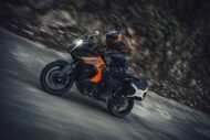 KTM 1290 SUPER ADVENTURE S Action 4 190x127 Runderneuert   KTM 1290 Super Adventure S MJ. 2021!