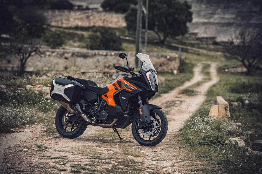 KTM 1290 SUPER ADVENTURE S Static 2 Runderneuert   KTM 1290 Super Adventure S MJ. 2021!