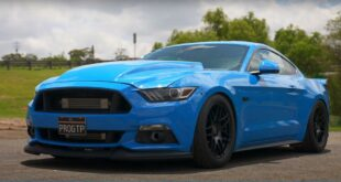 Compressor Ford Mustang GT street legal Tuning 18 310x165 Video: 9 seconds Mustang GT street legal!