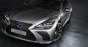 Lexus LS Time in design interior 2021 Tuning 11 310x165 Lexus LS with handcrafted Time in design interior!