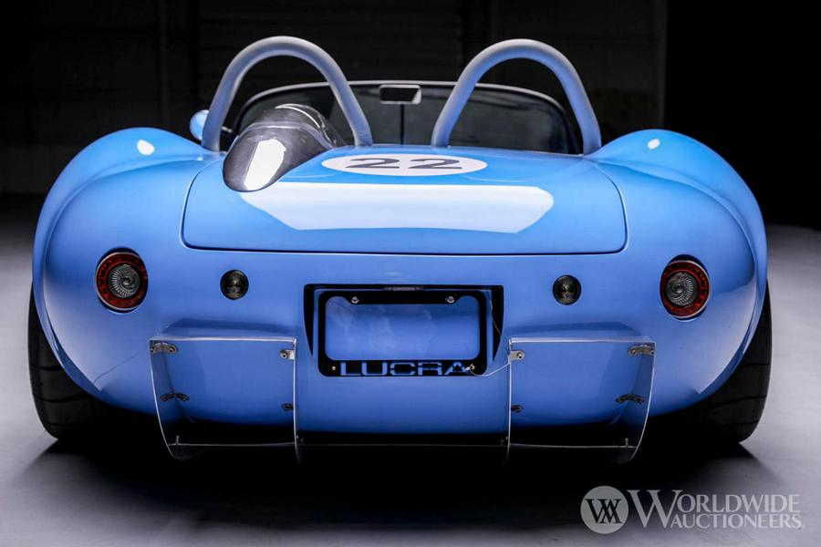 Lucra LC 470 Vintage V8 Tuning 1 Lucra LC 470 US athletes for vintage fans with a V8 heart!