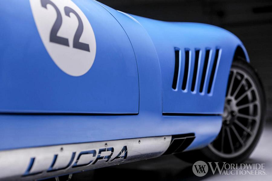 Lucra LC 470 Vintage V8 Tuning 19 Lucra LC 470 US athletes for vintage fans with a V8 heart!