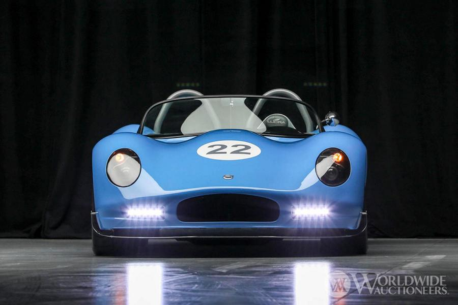 Lucra LC 470 Vintage V8 Tuning 9 Lucra LC 470 US athletes for vintage fans with a V8 heart!