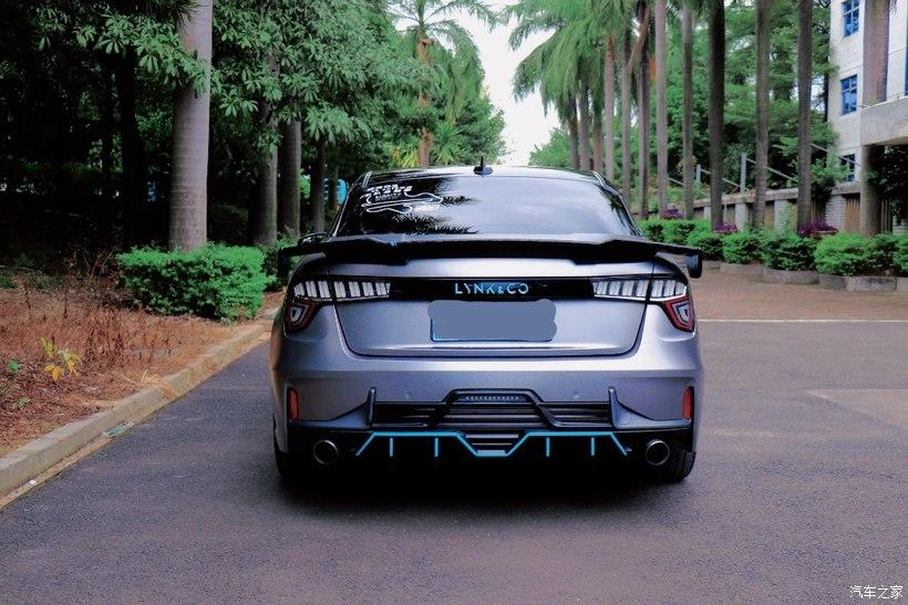 Lynk Co. 03 Fast and Furious Tuning 4 Ein Lynk & Co. 03 im verrückten Fast and Furious Style!